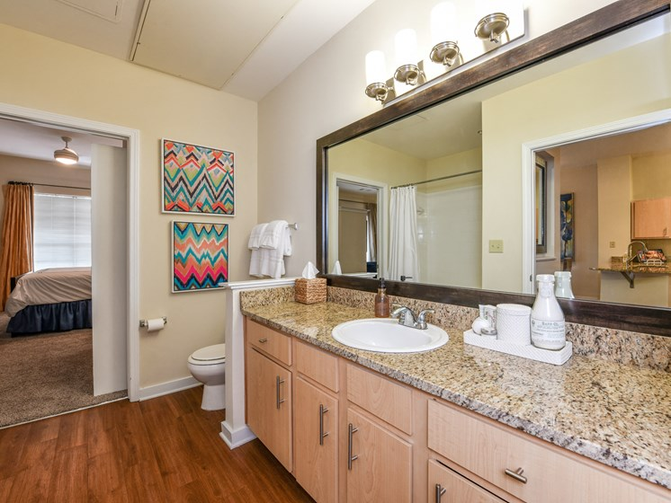 Luxurious Bathroom at Bristol on Union, Memphis, 38104