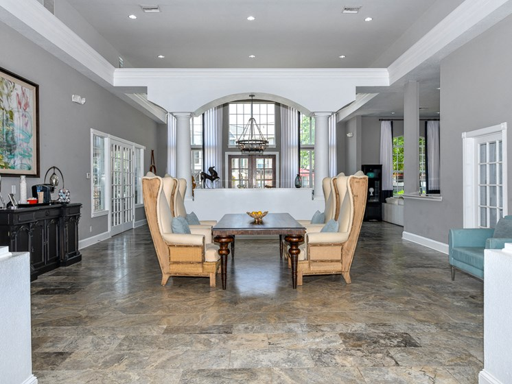 Elegant Clubhouse at Polos at Hudson Corners, Greer