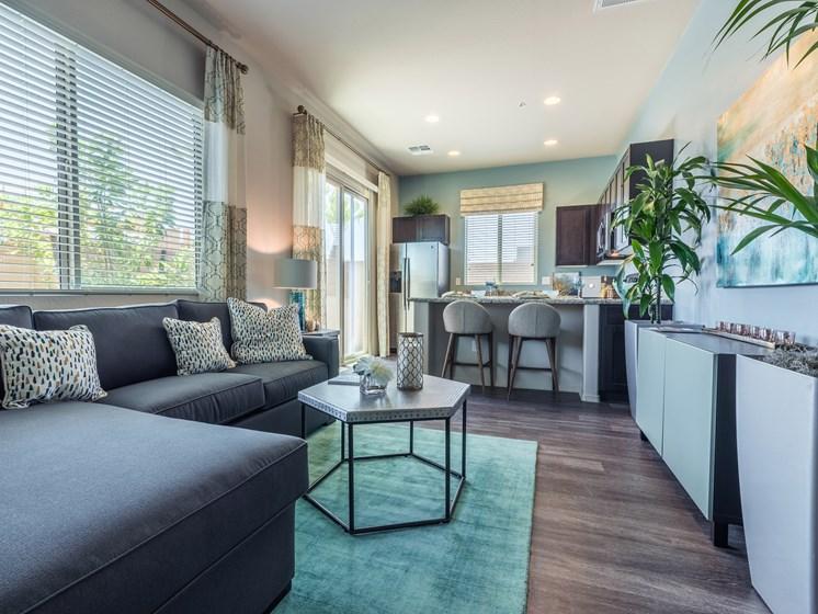 Living Room at Bella Grace