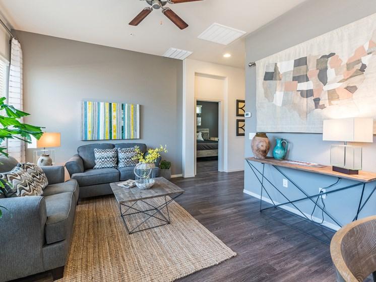 Open Living Room at Bella Grace