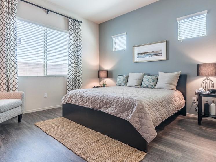 Bedroom at Bella Grace