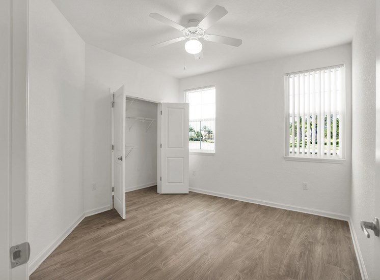 Villa - Two and Two Bedroom w/Den