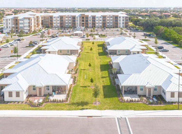 Senior Villa