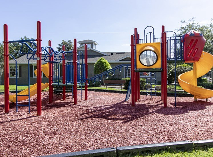 Tot Lot And Playing Field