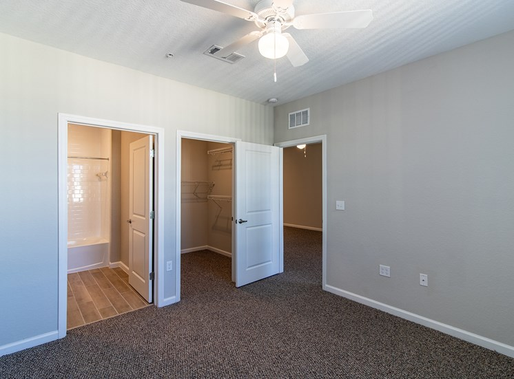 Two Bedroom Two Bath Room