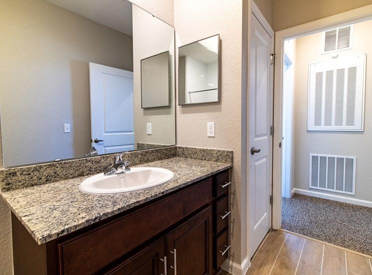 Two Bedroom Two Bath Bathroom