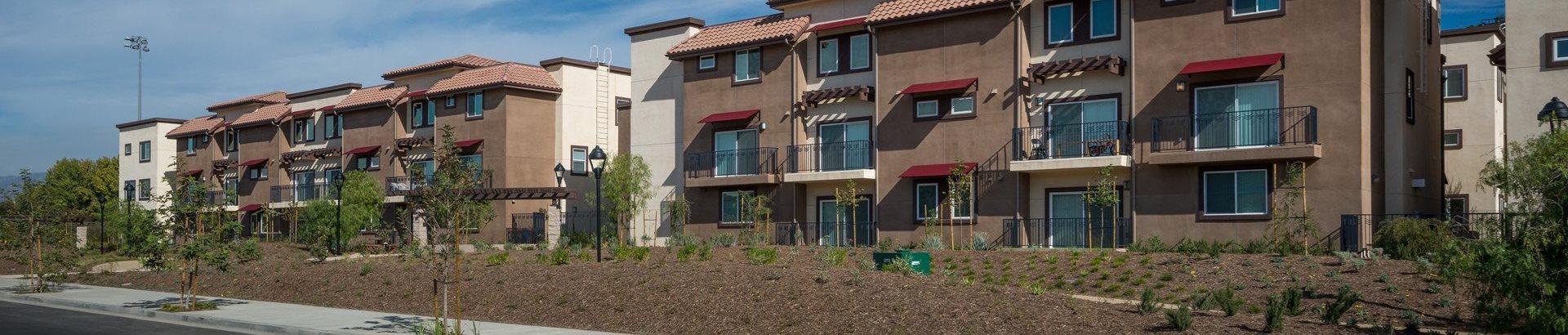Building exterior-Rio Vista Apartments, Los Angeles, CA
