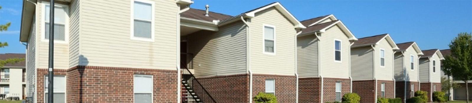 Apartment buildings exterior_Cameron Creek Apartments, Galloway, OH 43119