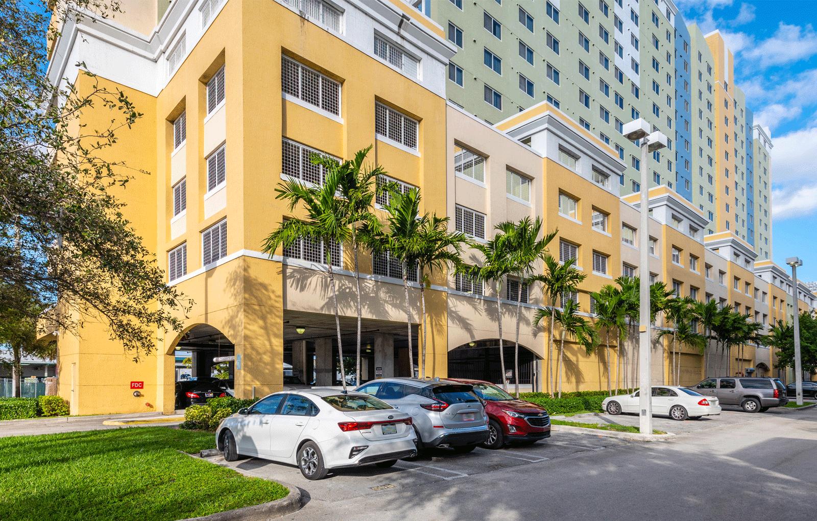 Apartment exterior-Santa Clara II, Miami, FL