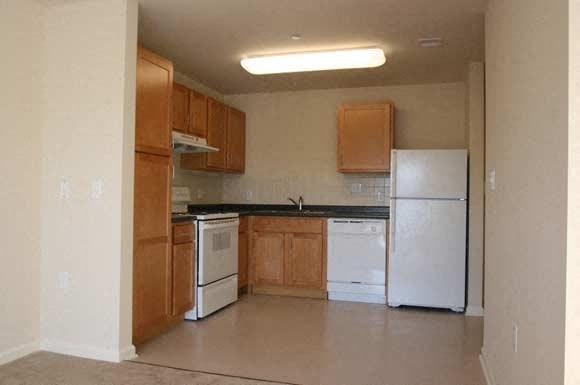 Apartment kitchen-Fairfield Apartments Pittsburgh, PA