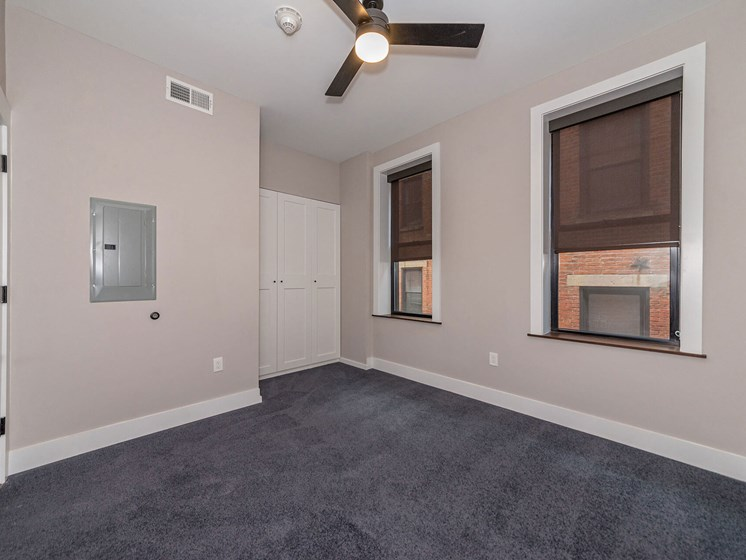 Unfurnished bedroom_Columbia Flats Apartments Cincinnati, OH