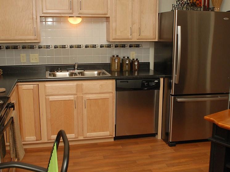 Kitchen area-Quimby Plaza Apartments Memphis, TN
