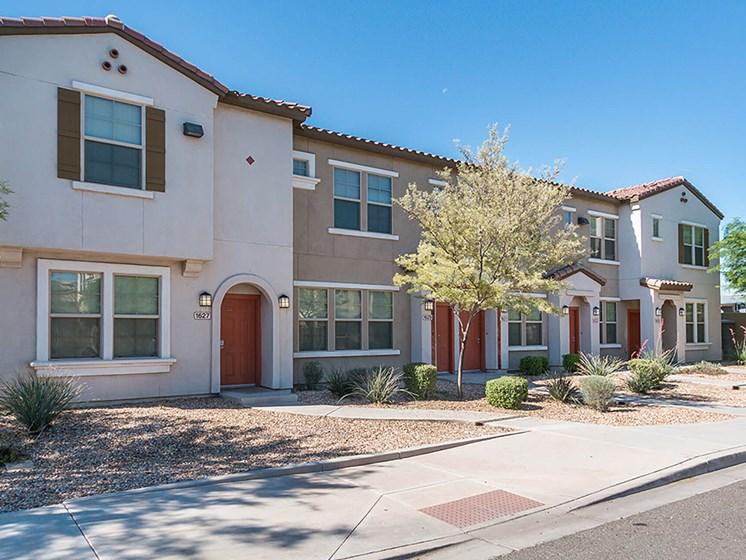 Street view-The Symphony Apartments Phoenix, AZ