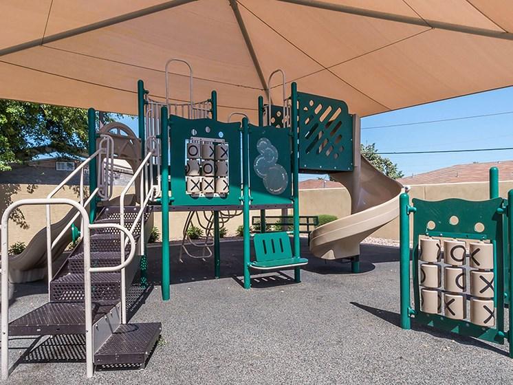 Play area-The Symphony Apartments Phoenix, AZ