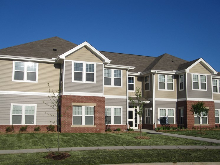 Exterior-Metropolitan Village and Cumberland Manor Apartments, Little Rock, AR