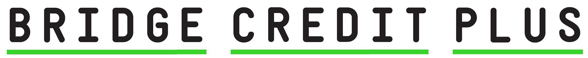 Bridge Credit Plus Logo