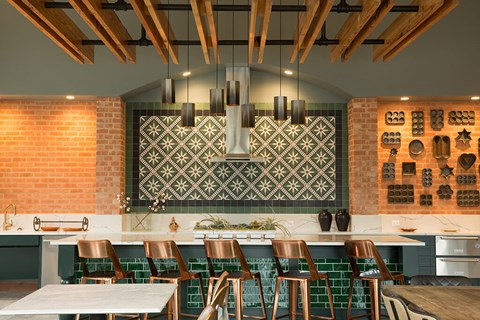 Culinary cafe perfect for hosting private events