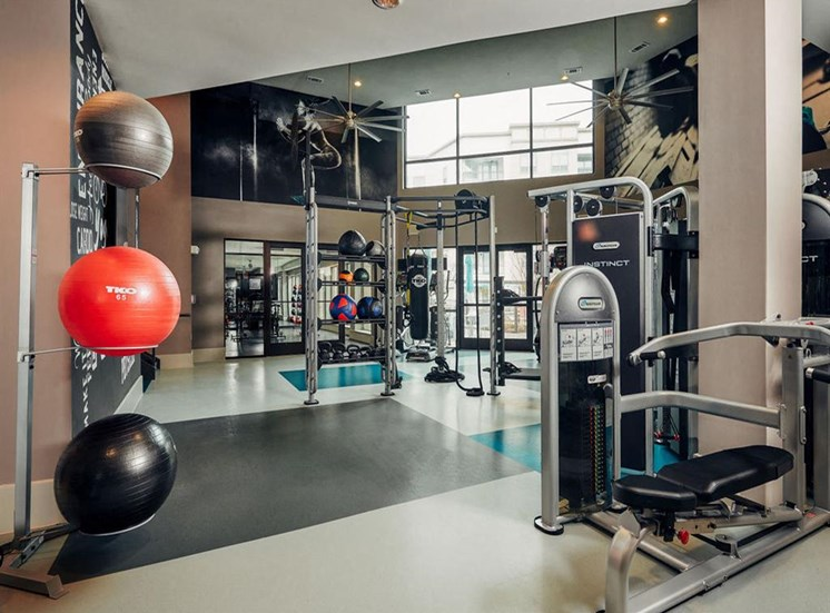 Health And Fitness Center at Domain at The Gate, Texas, 75034