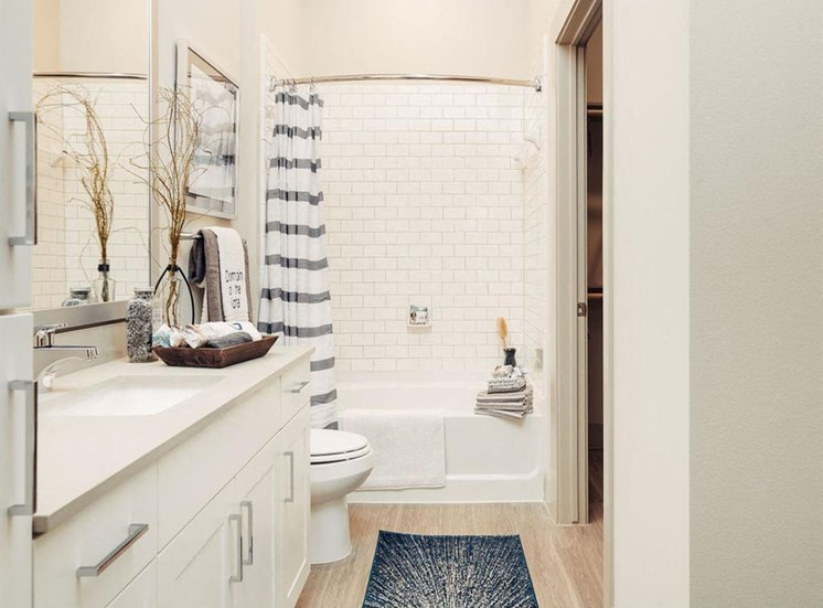 Updated Bathrooms at Domain at The Gate, Frisco, 75034