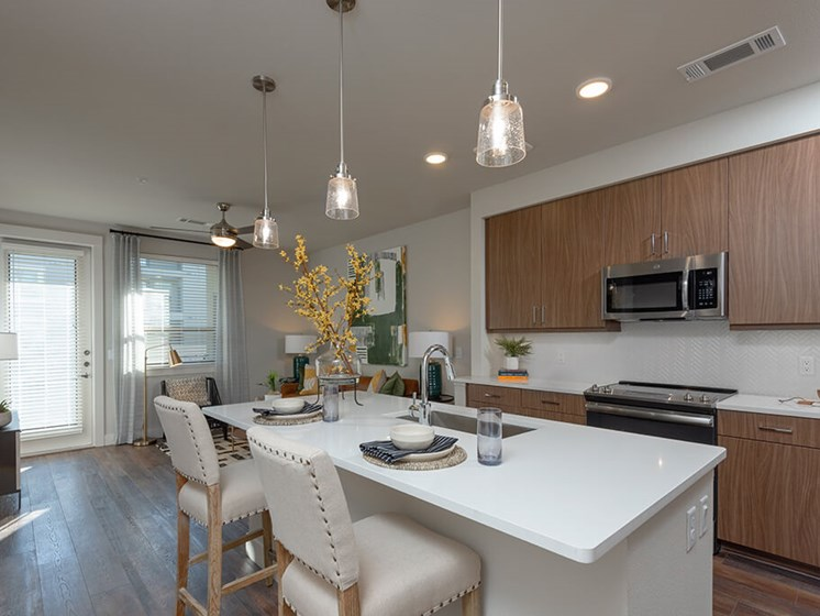Modern Finishes and Stainless Steel