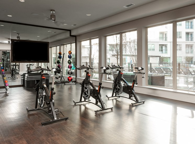Club-Quality Fitness Center at Domain at The Gate, Frisco, 75034