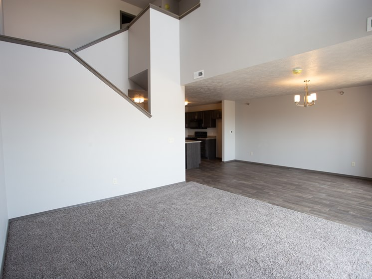 2 Bed Living Area