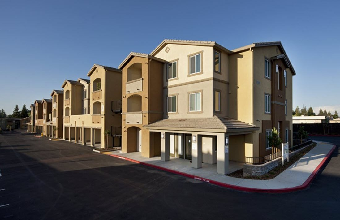 Forestwood at Folsom building exterior