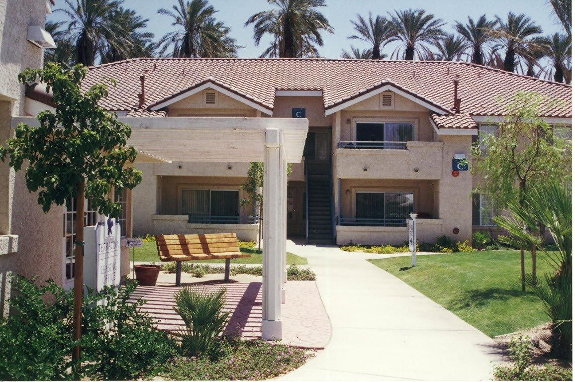 Terracina at Cathedral City office exterior