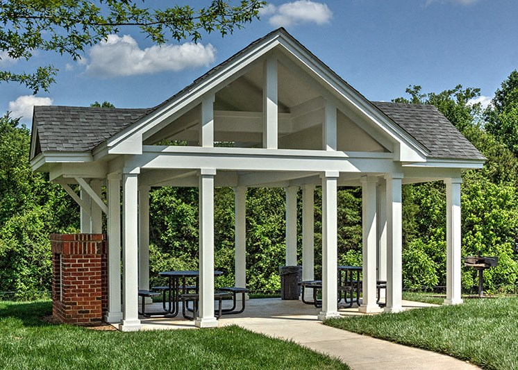 Remodeled exteriors at Abberly Green Apartment Homes by HHHunt, Mooresville North Carolina