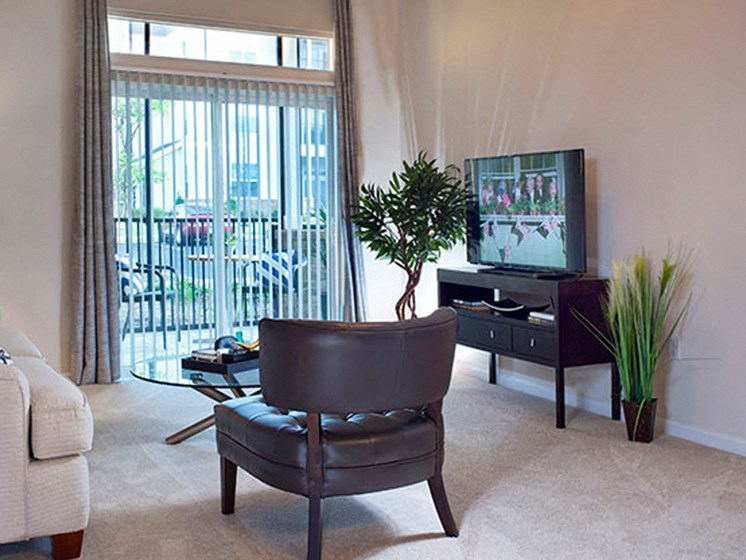 Plenty of Natural Light at Abberly Crest Apartment Homes by HHHunt, Lexington Park