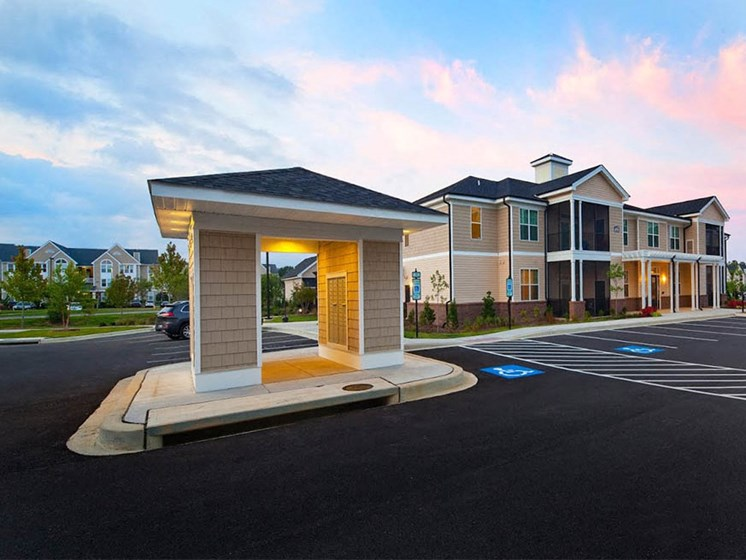 Amazing Outdoor Spaces at Abberly Crest Apartment Homes by HHHunt, Lexington Park, 20653