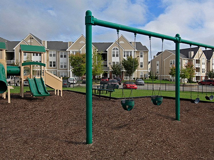 Outdoor Playset at Abberly Crest Apartment Homes by HHHunt, Maryland, 20653