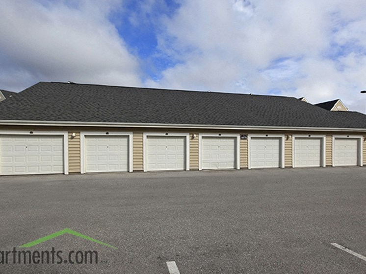 Private Garages at Abberly Crest Apartment Homes by HHHunt, Lexington Park, MD, 20653