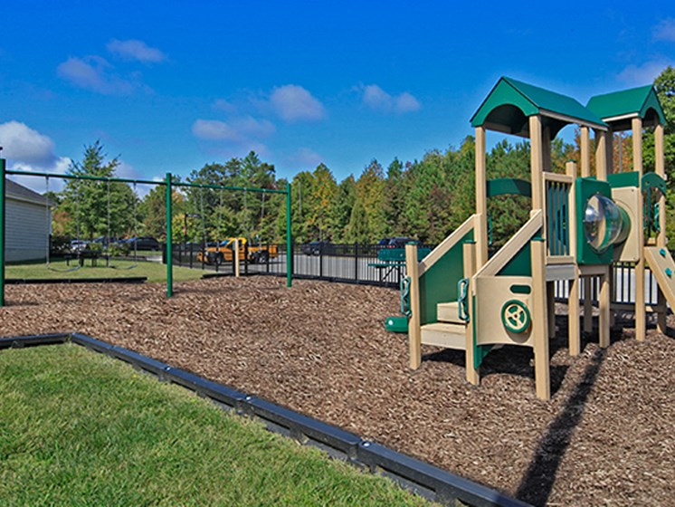 Children Play Areaat Abberly Crest Apartment Homes by HHHunt, Maryland