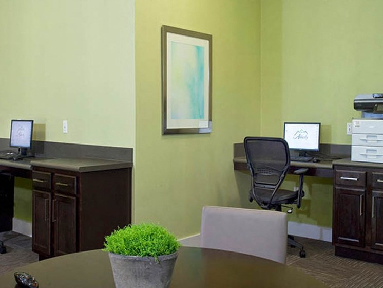 Onsite Management and service team at Abberly Crest Apartment Homes by HHHunt, Maryland