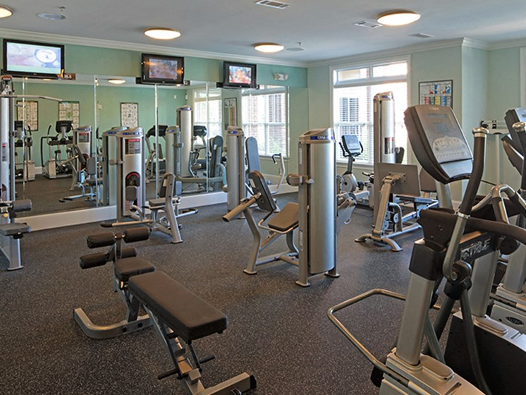 Fitness Retreats at Abberly Crest Apartment Homes by HHHunt, Lexington Park, MD, 20653