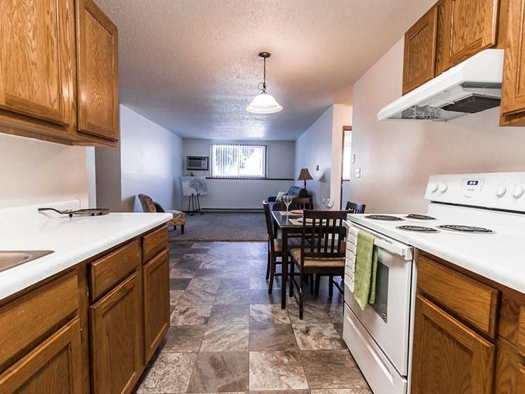 Autumn Apartments | Kitchen