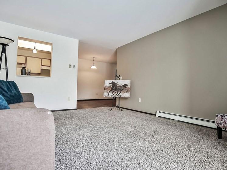 Autumn Ridge Apartments | Living Room