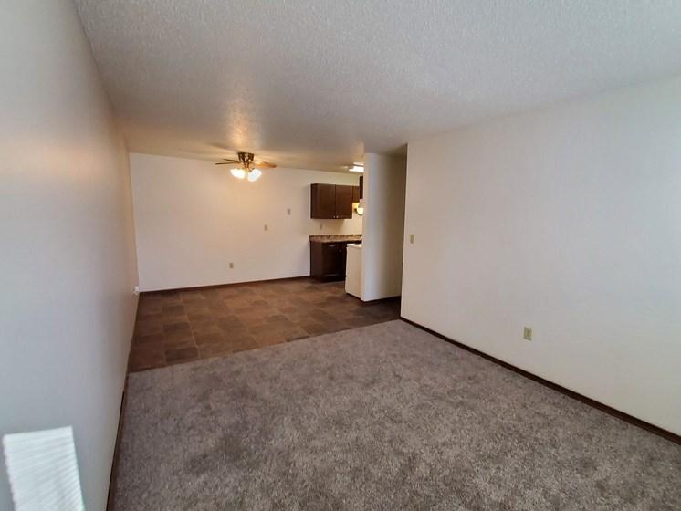 Brookfield Apartments | Living Room