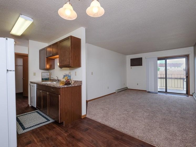Carlton Place Apartments | Kitchen