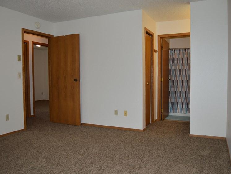 Crescent Park Apartments   Bedroom