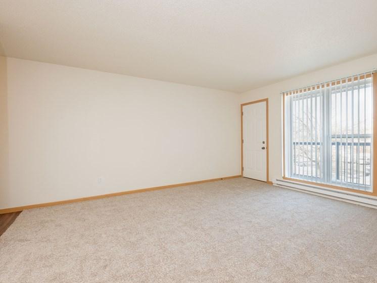 Essex Apartments   2 Bedroom-306   Living Room