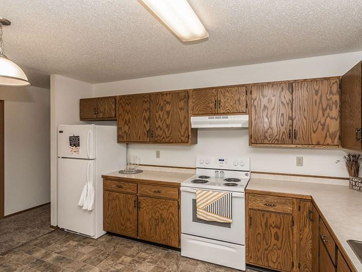 Harrison Apartments | Kitchen