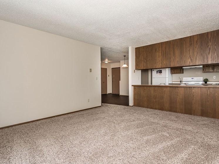 Harrison Apartments | Living Room