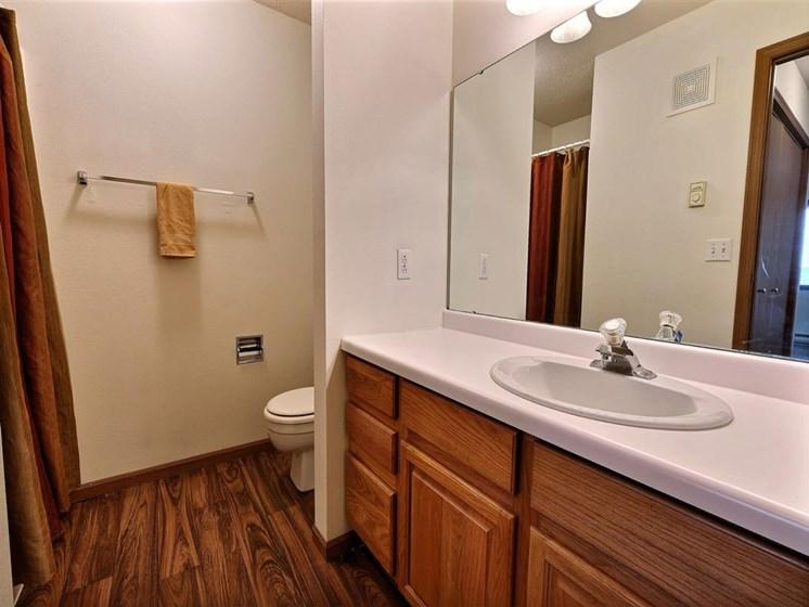 Flagstone Apartments | 2 Bedroom 2 bath | Bath