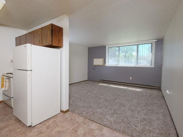 Prairie One Apartments   2 Bedroom-02   Living Room