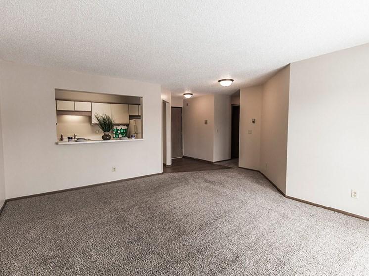 Primrose Court Apartments | Living Room