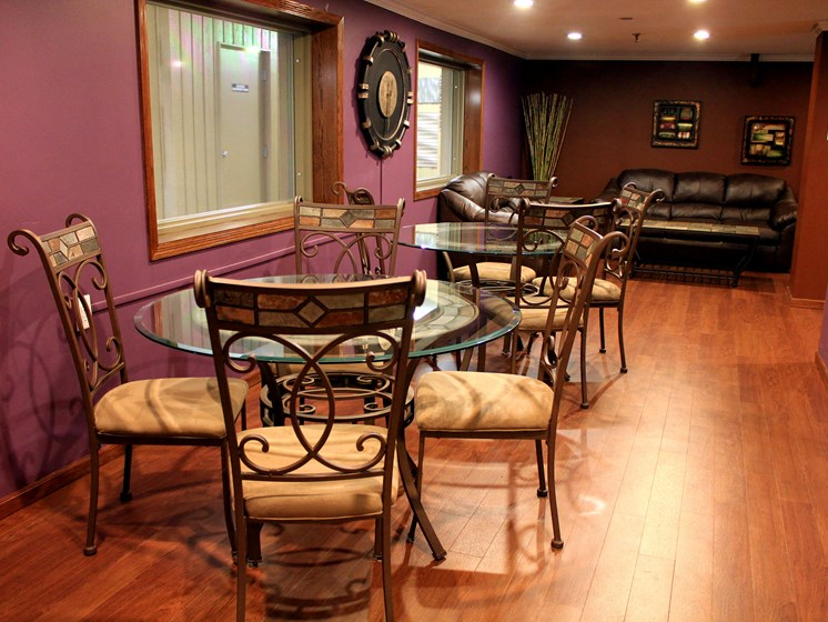 Rosedale Apartments | Community Room