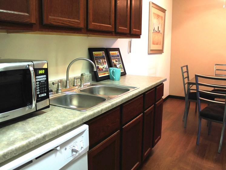 Sage Park Apartments | Kitchen | Dining