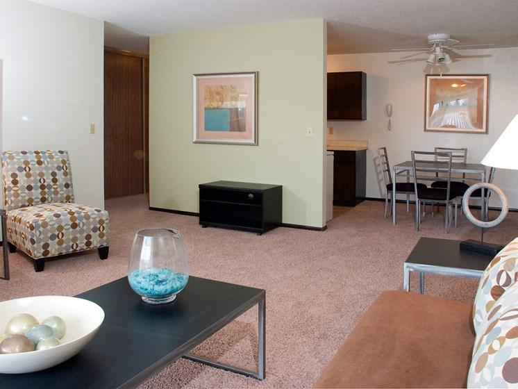 Sage Park Apartments | Living Room